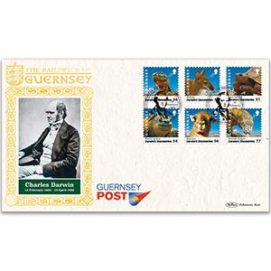 2009 Guernsey - Charles Darwin Birth 200th