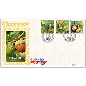 2011 Guernsey - Europa: Forests