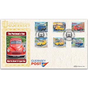 2013 Guernsey - Europa - The Postman's Van