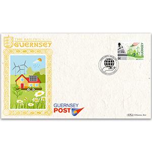 2016 Guernsey - Think Green
