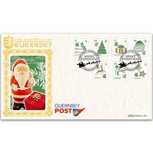 2016 Guernsey Christmas Cover
