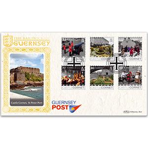 2017 Guernsey - Europa: Castle Cornet