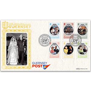 2017 Guernsey - Platinum Wedding
