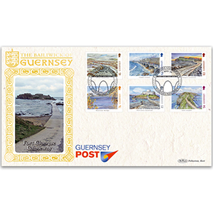 2018 Guernsey - Europa Bridges and Causeways