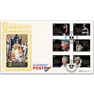 2018 Alderney - 65th Anniversary Coronation