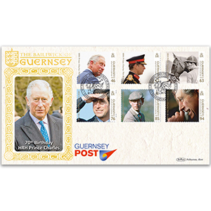 2018 Guernsey - HRH Prince Charles, The Prince of Wales 70th Birthday
