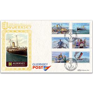 2019 Guernsey - Alderney 120th Anniversary Sinking of SS Stella