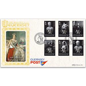 2019 Guernsey - 200th Anniversary Queen Victoria & Prince Albert