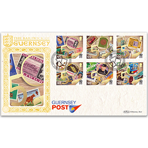 2019 Guernsey - 50th Anniversary of Philatelic Independence