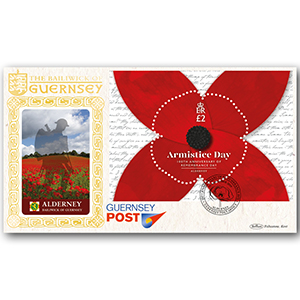 2019 Guernsey - Alderney Armistice Day