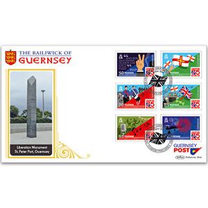 2020 Guernsey - Liberation 75