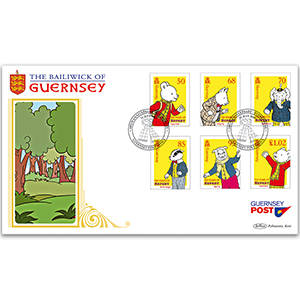 2020 Guernsey Post '100 Years'