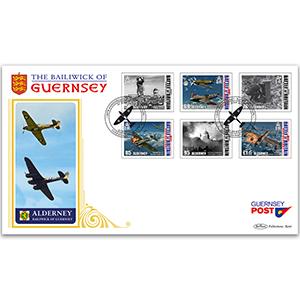2020 Guernsey - Battle of Britain 80th Anniversary