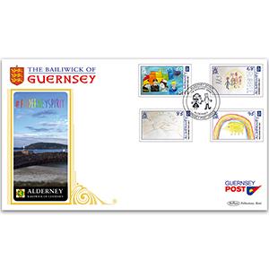 2020 Guernsey - 'Alderney Together'