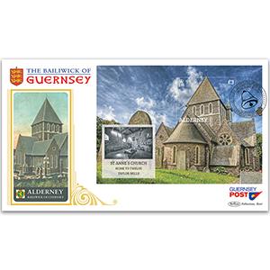 2020 Alderney - 170th Anniversary of Alderney's St Anne's Church