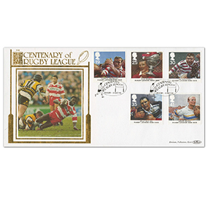 1995 Rugby League Centenary GOLD 500
