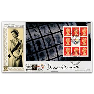 1999 Profile on Print PSB De La Rue Pane GOLD 500 - Signed by Penny Junor