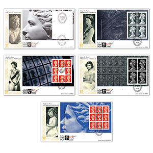 1999 Profile on Print PSB - Set of 5 Covers