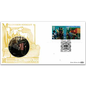 1999 Millennium Booklet: Clothworkers GOLD 500