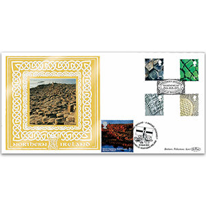 2001 Northern Ireland Pictorial Definitives - Doubled 2004