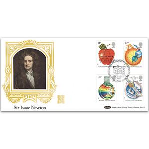 1987 Sir Isaac Newton GOLD 500