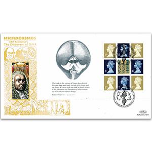 2003 Microcosmos PSB GOLD 500 - Robert Hooke Pane