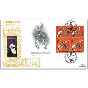 2003 Microcosmos PSB GOLD 500 - Charles Darwin Pane