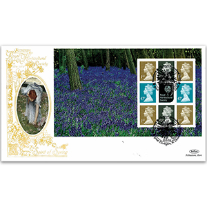 2004 Royal Horticultural Society PSB GOLD 500 - Pane 4