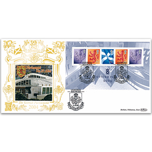 2004 Scottish Parliament M/S GOLD 500