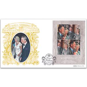 2005 Royal Wedding M/S GOLD 500