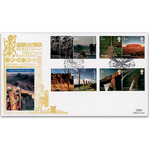 2005 World Heritage Sites - UK & Australia GOLD 500 - Britain Image