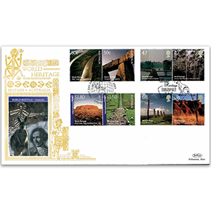 2005 World Heritage Sites - UK & Australia GOLD 500 - Australia Image