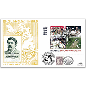 2005 The Ashes M/S GOLD 500