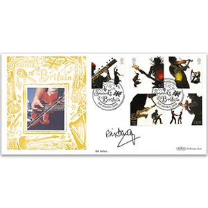 2006 Sounds of Britain GOLD 500 - Signed by Bill Bailey