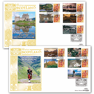 2007 Glorious Scotland Smilers GOLD 500 - Pair