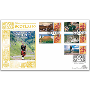 2007 Glorious Scotland Smilers GOLD 500 - Cover 2