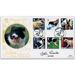 2008 Working Dogs GOLD 500 - Signed by John Noakes