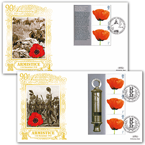 2008 Lest We Forget Smilers GOLD 500 - Pair