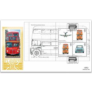 2009 Design Classics PSB GOLD 500 - Pane A