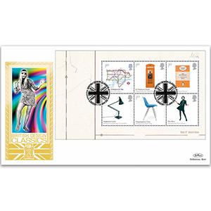 2009 Design Classics PSB GOLD 500 - Pane B