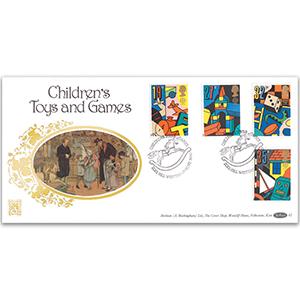 1989 Europa: Games & Toys GOLD 500