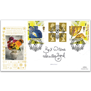 2009 National Association of Flower Arranging Retail Booklet GOLD 500 - Signed by Jennie Bond