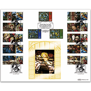 2009 Christmas Generic Sheet GOLD 500