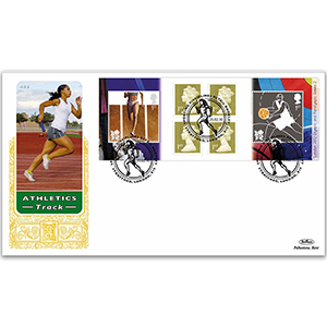 2010 Olympic & Paralympic Games Retail Booklet No. 2 GOLD 500
