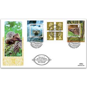 2010 Mammals Retail Booklet GOLD 500