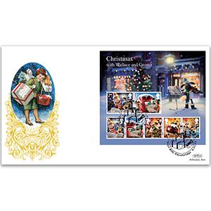 2010 Christmas M/S GOLD 500