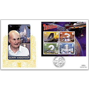 2011 Genius of Gerry Anderson M/S GOLD 500