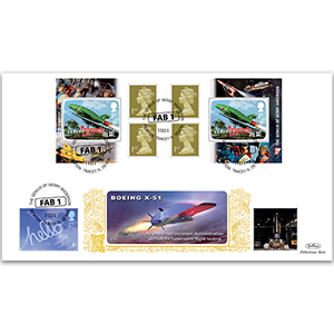 2011 Gerry Anderson Retail Booklet GOLD 500 - Special Cover