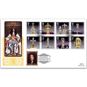 2011 Crown Jewels Stamps GOLD 500