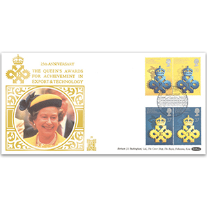 1990 Queen's Awards 25th GOLD 500